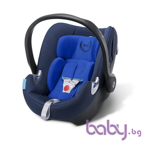 Cybex Стол за кола Cybex Aton Q i-Size Royal Blue