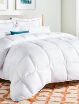 Linenspa All-Season White Down Alternative Quilted