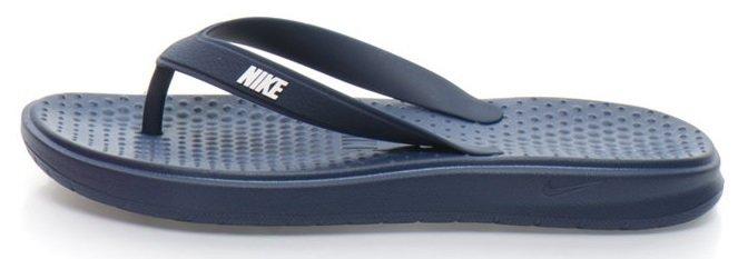 4ccce1b001f Мъжки Чехли с разделителна каишка и лого - Nike .