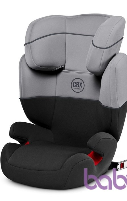 Cybex Стол за кола Free-Fix Grey Rabbit dark grey
