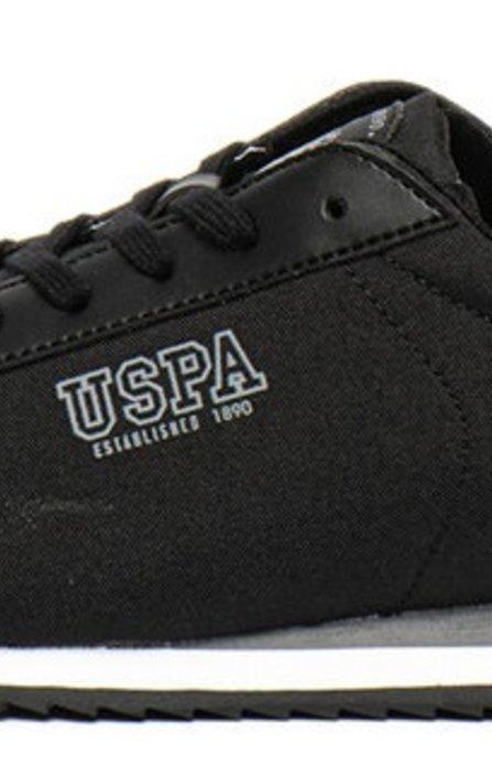 5aee315e840 Дамски Спортни Обувки с еко кожа-U.S. Polo Assn.
