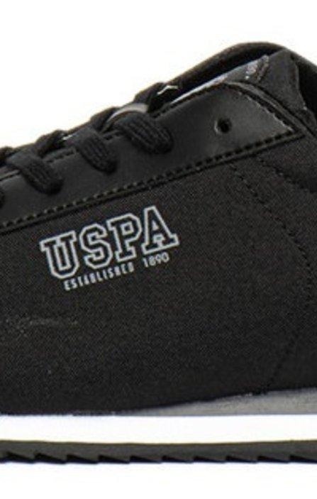86a2fde613d Мъжки спортни Обувки с еко кожа -U.S. Polo Assn.
