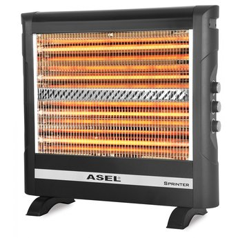 Кварцова Печка ASEL AS H 70-17, 2800W