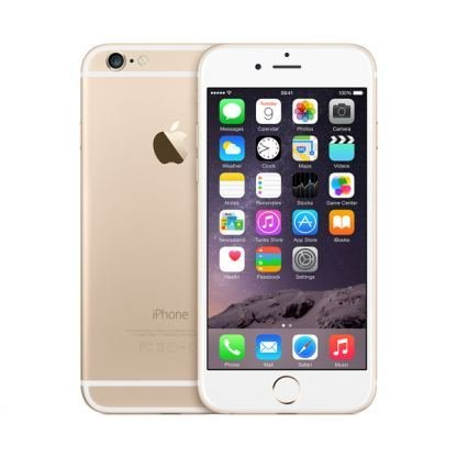 Apple iPhone 6S 128GB (златист)