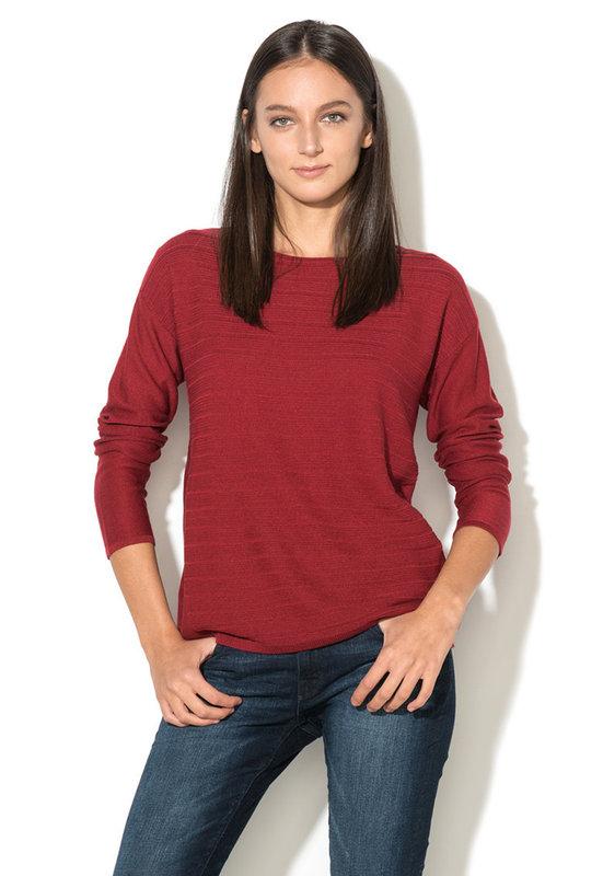 Пуловер с фина плетка-Esprit