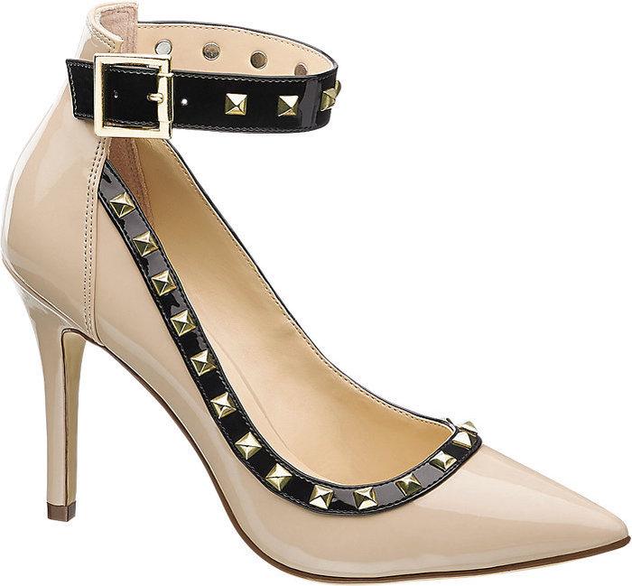 Дамски Обувки с Ток и Каишка-Gracelаnd 1179900